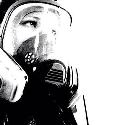 Steampunk Photograph - Girl by Natasha Mulligan