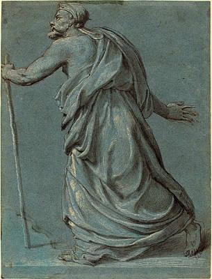 Girolamo Siciolante Italian Art Print by Quint Lox