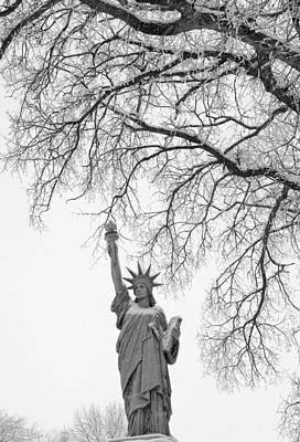 Photograph - Give Me Liberty by Jamieson Brown