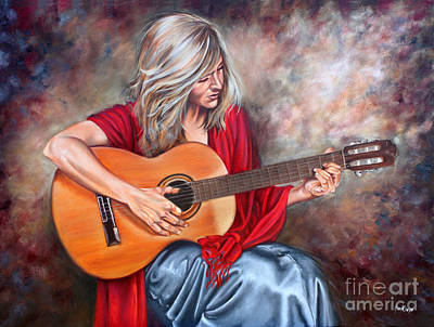Give Praise To The Lord Art Print by Ilse Kleyn