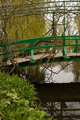 Photograph - Giverny 11 by Art Ferrier