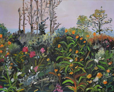 Painting - Giverny 2 by Julie Todd-Cundiff