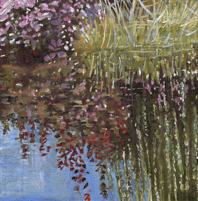 Painting - Giverny I by Helen White
