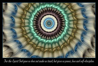 Digital Art - Gives Us Power by Missy Gainer