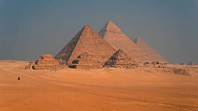 Photograph - Giza by Kees Colijn