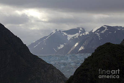 Photograph - Glacial Highlights by Alycia Christine