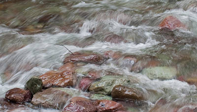 Wall Art - Photograph - Glacial Water by Diana Marcoux