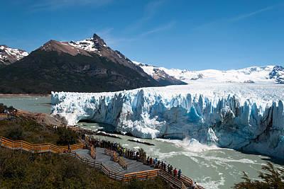 Pucker Up - Glaciar Perito Moreno by Fausto Capellari