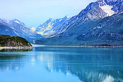 Photograph - Glacier Bay by Kristin Elmquist