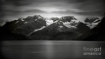 Photograph - Glacier Bay by Kym Clarke