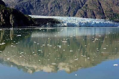 Olympic Sports - Glacier Bay Reflections by Clyn Robinson