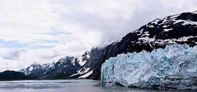 Photograph - Glacier By Alaska Photograph By Jo Ann Tomaselli by Jo Ann Tomaselli