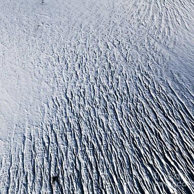 Glacier Art Print by Gunnar Orn Arnason