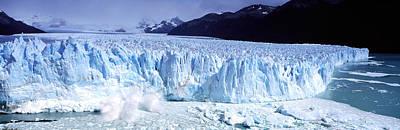Glacier, Moreno Glacier, Argentine Art Print by Panoramic Images