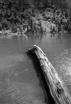 Photograph - Glacier National Park by Harold E McCray