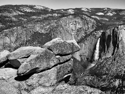 Photograph - Glacier Point Nw by David Beebe