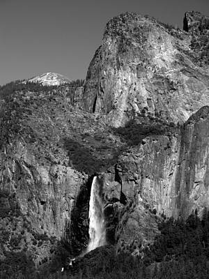Photograph - Glacier Point View 1 by David Beebe