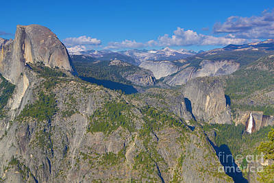 Photograph - Glacier Point View by Bill Singleton
