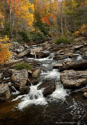 Photograph - Glade Creek by Daniel Behm