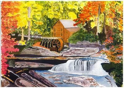 Glade Creek Grist Mill Original