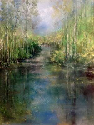 River Runs Deep Series ..#1 Original by Robin Miller-Bookhout