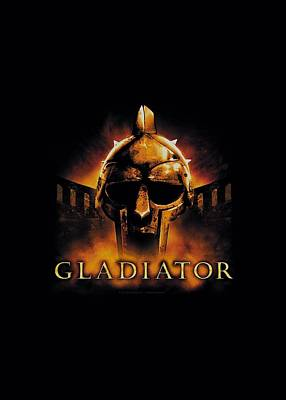 Epic Digital Art - Gladiator - My Name Is by Brand A