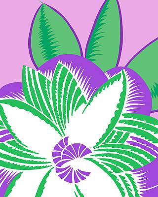 Digital Art - Glamarita Easter Morning by Nancy Lorene