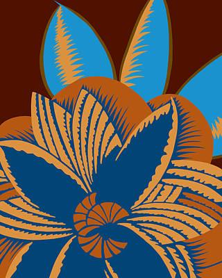 Digital Art - Glamarita Gentlemens Club by Nancy Lorene