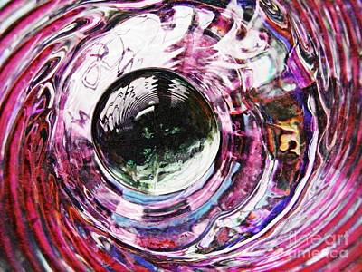 Glass Abstract 713 Original by Sarah Loft
