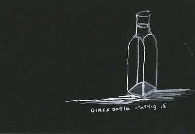Glass Bottle Original by Robert Wittig