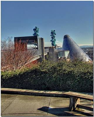 Photograph - Glass Bridge by Chris Anderson