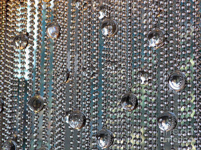 Photograph - Glass Bubbles- Chicago Il by Ausra Huntington nee Paulauskaite