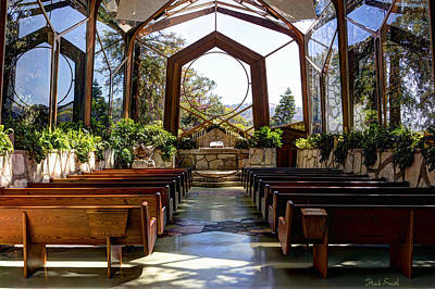 Photograph - Glass Chapel by Heidi Smith