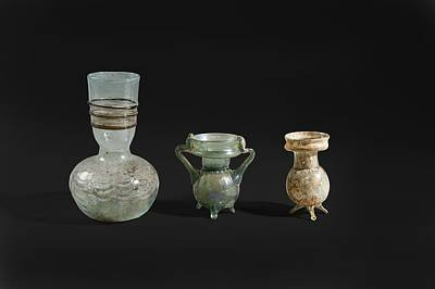 Ceramics Photograph - Glass Container by Science Photo Library