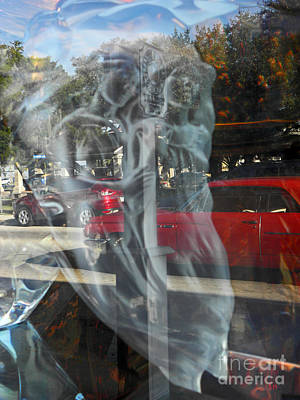 Photograph - Glass Ghosts by Elizabeth Hoskinson