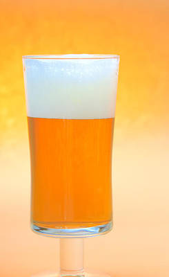Photograph - Glass Of Beer by Marek Poplawski