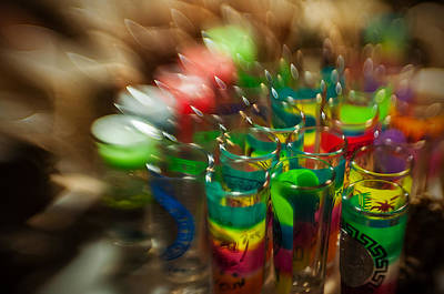 Photograph - Glasses by Celso Bressan