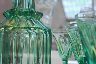 Photograph - Glassware by Howard Markel
