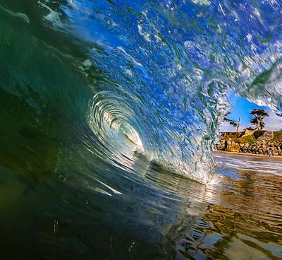 David Alexander Photograph - Glassy Perfection by David Alexander
