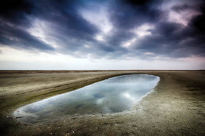 Photograph - Glassy Pool by Alan Raasch