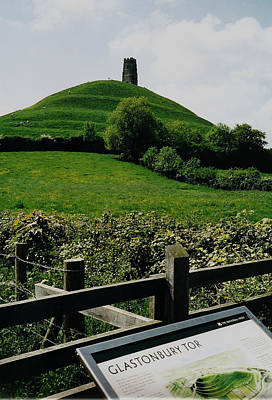 Photograph - Glastonbury Tor by Marilyn Wilson