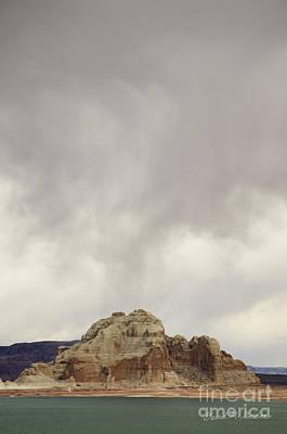 Glen Canyon Page Az No. 5 Art Print by Dave Gordon