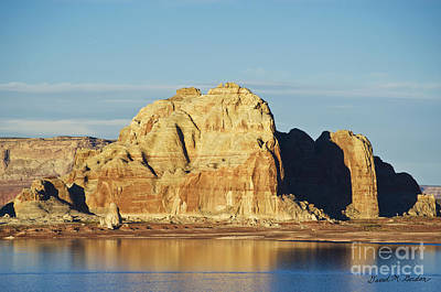 Southwest Photograph - Glen Canyon Page Az Vii by Dave Gordon