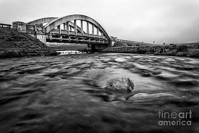 Glen Coe Bridge Art Print by John Farnan