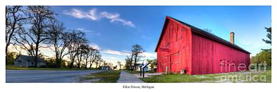 Glen Haven Michigan Art Print by Twenty Two North Photography