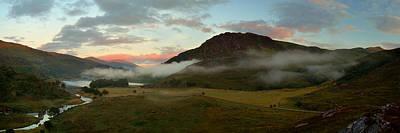 Glen Affric Photograph - Glen Strathfarrar by Macrae Images