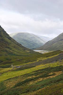 Photograph - Glencoe - Highlands Of Scotland by Jane McIlroy