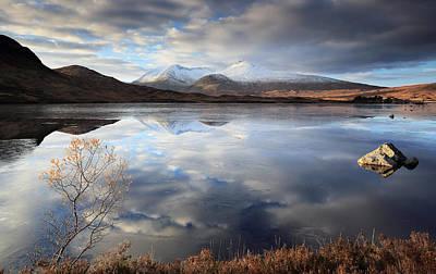 Photograph - Glencoe by Grant Glendinning