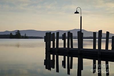 Contemplative Photograph - Glendale Docks No. 2 by David Gordon
