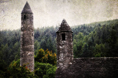 Photograph - Glendalough. Ireland by Jenny Rainbow